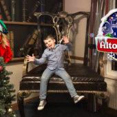Alton Towers – Santa's Sleepover : Alton Towers Hotel – The Smiler Suite Tour.