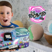 "Making Homemade Bath Bombs with ""So Bomb"" DIY"
