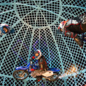 Cirque Berserk at Cliffs Pavilion