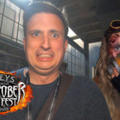 Tulleys Shocktober Fest 2019 – Press Launch – SEE INSIDE THE MAZES!
