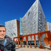 A quick trip to Belfast – Including the Titanic Museum and Bus Tour