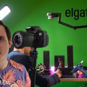 Checking out the Elgato Multi Mount and the Elgato Flex Arm Kit