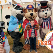 Our first trip to Pleasurewood Hills in over 25 YEARS
