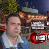 Thorpe Park : Fright Nights 2019 – Press Launch