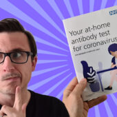 Have I had COVID-19? Taking an 'At Home' Antibody Test!