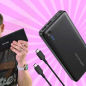 Unboxing and Checking Out the RAVPower Power Bank 26800mAh Portable Charger