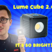 Unboxing and Setting up the Lume Cube 2.0